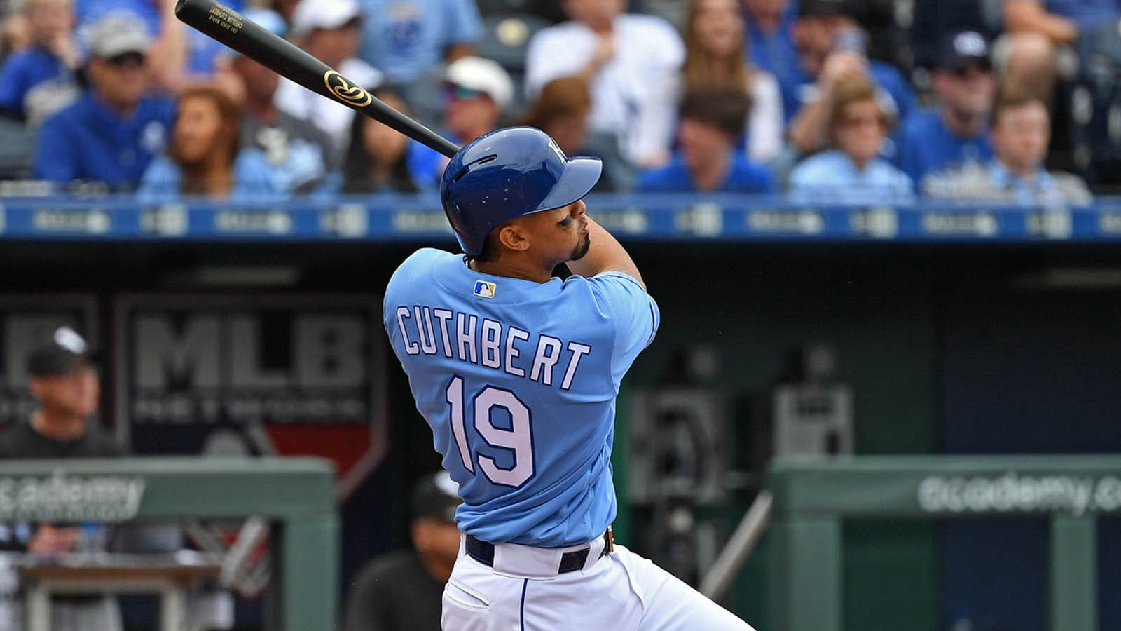 Royals select Cuthbert from Omaha, DFA Owings | FOX Sports