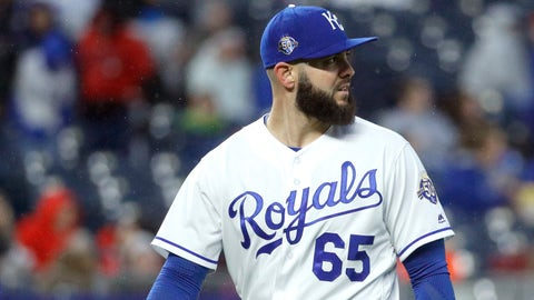 Royals postpone Sunday game due to cold weather