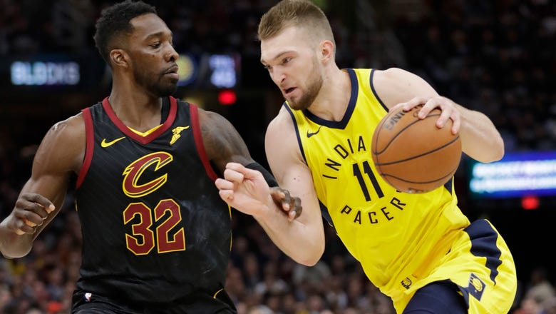 Pacers eager to face Cavaliers in Indy in Game 3