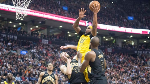 Celtics Lose Second Straight In, 96-78, Loss To East Leading Raptors