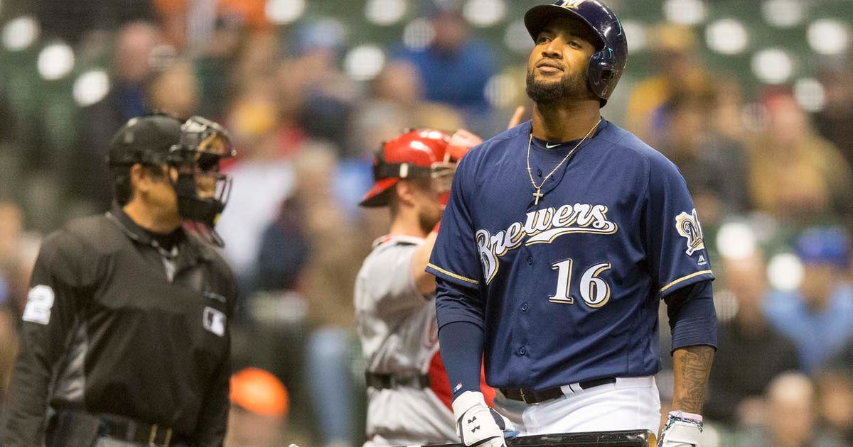 Brewers rally not enough in 10-4 loss to Reds