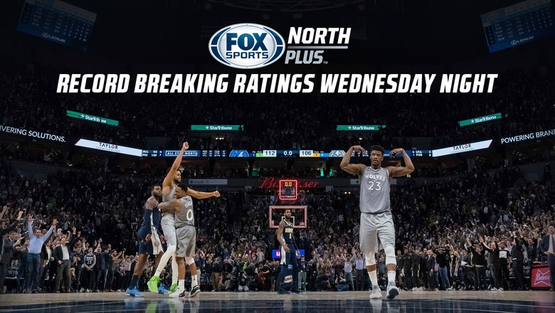 Wolves game breaks ratings record