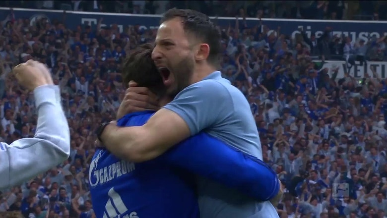 Tedesco and Schalke impress in the Revierderby