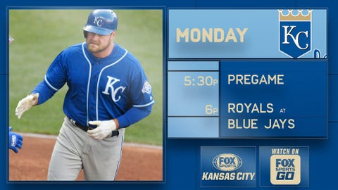 Jays-Royals may be postponed due to ice