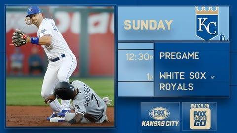 Royals Snap Out of Sox Slump Behind Skoglund