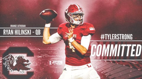 Tyler Hilinski's Brother Ryan Commits to Play QB at SC