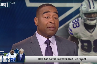 'It would be in the Cowboys best interest to keep Dez Bryant' | Cris Carter on First Things First