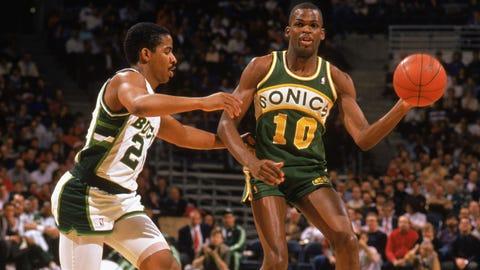 Nov. 9, 1989: Five OT game