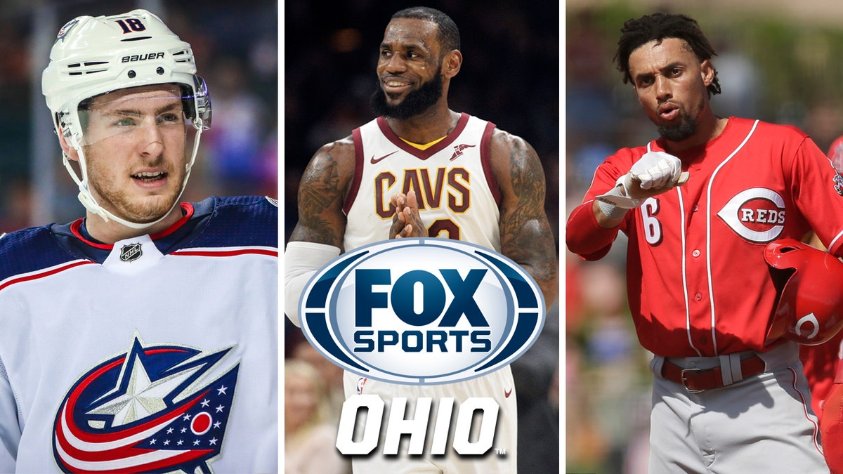 Channel information for Reds, Cavaliers Live Pre and Post Game and Blue Jackets on Sunday April, 15th