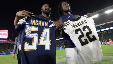 Week 3: New Orleans Saints at Los Angeles Chargers