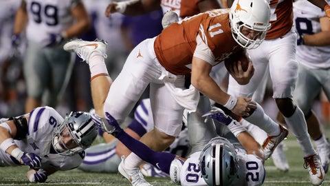 Week 5: Texas Longhorns at Kansas State Wildcats