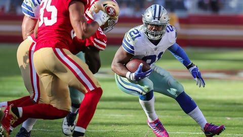 Week 1: Dallas Cowboys at San Francisco 49ers