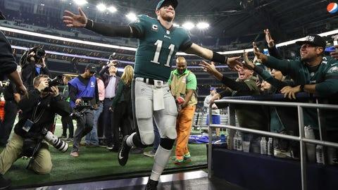 Week 10: Dallas Cowboys at Philadelphia Eagles