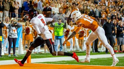 Week 11: Texas Longhorns at Texas Tech Red Raiders