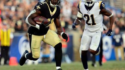 Week 4: Los Angeles Rams at New Orleans Saints