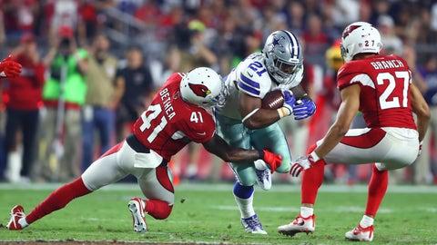 Week 3: Arizona Cardinals at Dallas Cowboys