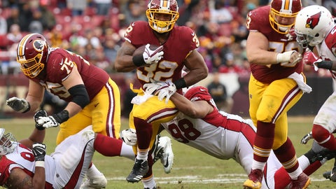 Week 12: Washington Redskins at Dallas Cowboys