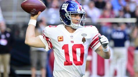 Week 17: Dallas Cowboys at New York Giants