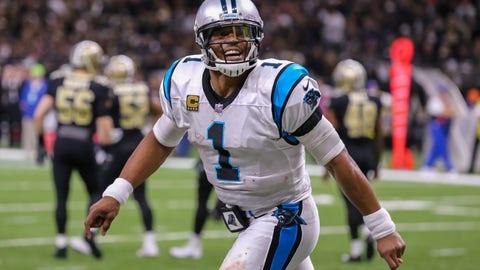 Week 1: Dallas Cowboys at Carolina Panthers