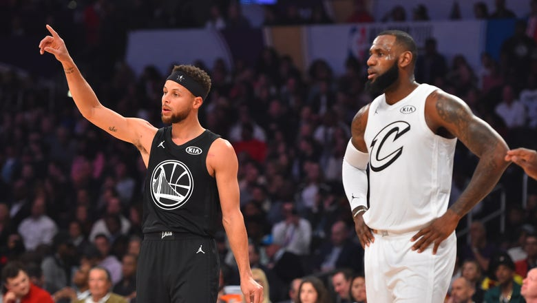 NBA playoffs kick off with, for once, no clear favorite