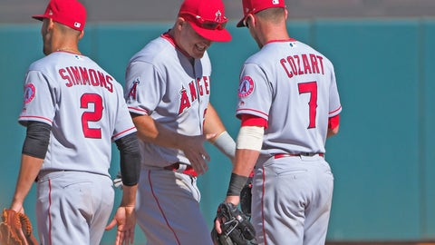 Indians at Angels: The sked