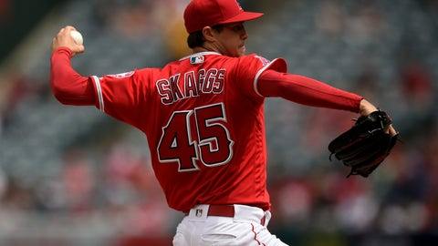 Angels at Rangers: The Probables