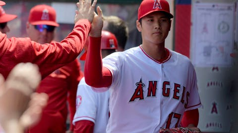 Angels at Rangers: One To Watch