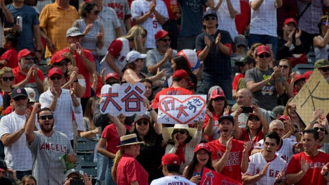 Angels at Rangers: The Sked
