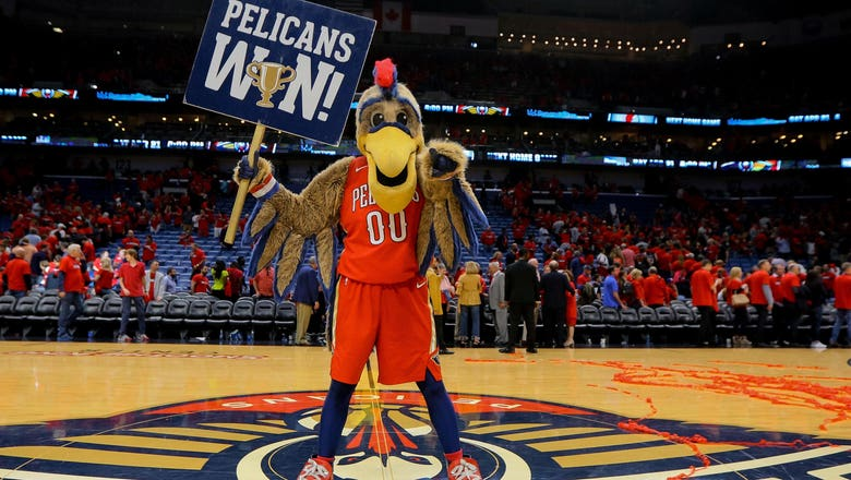 Nick Wright on how the Pelicans have dominated the Trail Blazers | First Things First