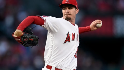 Angels vs. Rockies: The Probables