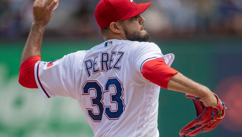 Rangers avoid series sweep with 7-4 win over Mariners