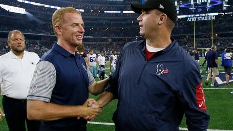 Week 4: Dallas Cowboys at Houston Texans