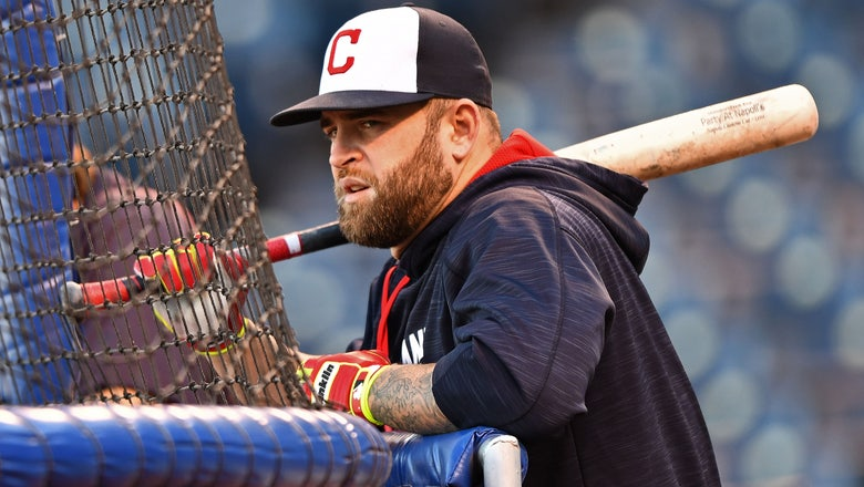 Former Indians slugger Napoli suffers career-threatening injury