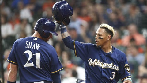 Brewers fall to Cubs 5-2