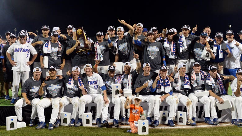 Another one? Florida baseball cruising right along with sights set on 2nd straight title