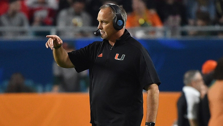 Stay for a while: Miami extends Mark Richt through 2023