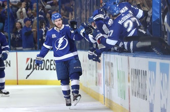 Lightning dispatch Bruins lickety-split in Game 5 to advance to Eastern Conference final