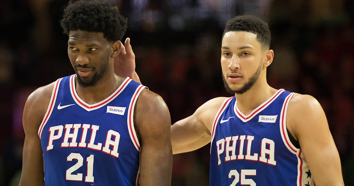 f40ec30f6 Shannon Sharpe on why it s too early to call Embiid and Simmons the next  Magic and Kareem