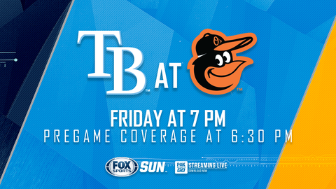 Rays snap 5-game skid, split doubleheader with Orioles