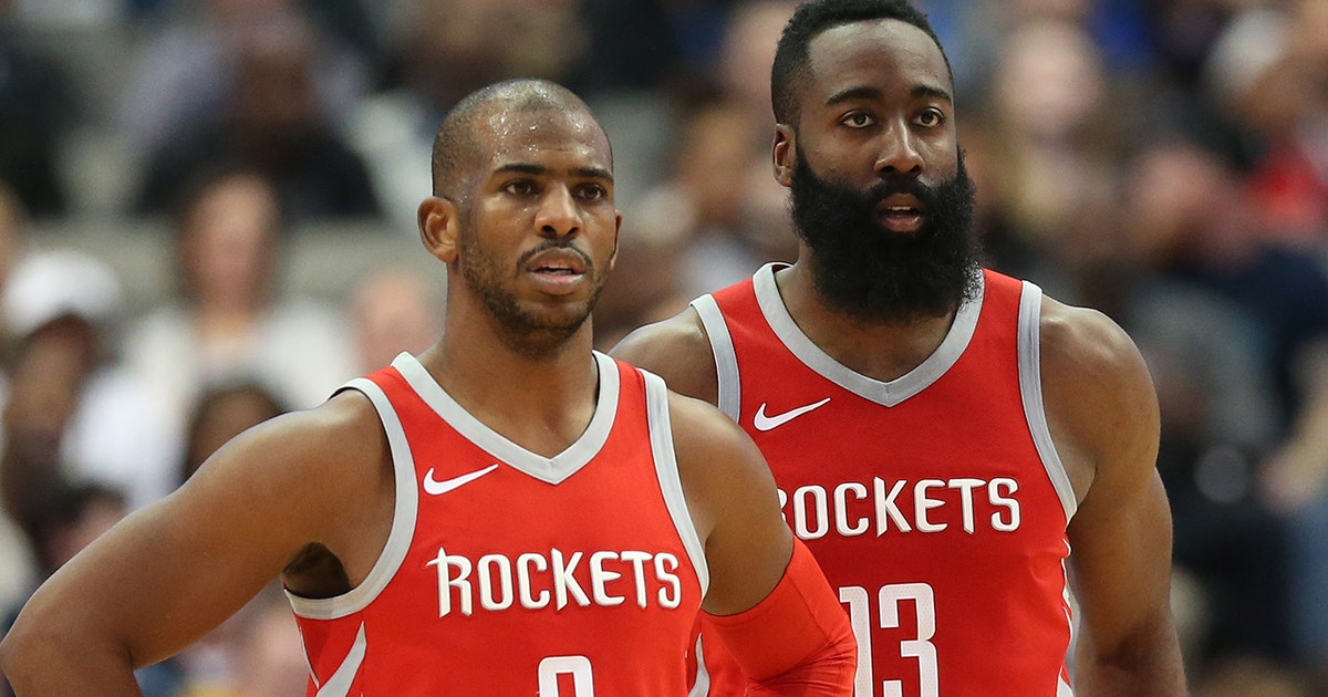 747afe9ae5ff Nick Wright reveals why it s critical the Houston Rockets win Game 1  against Golden State
