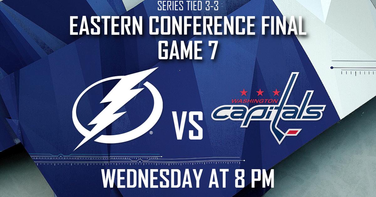 Washington Capitals at Tampa Bay Lightning Game 7 preview 3773a63f3bd