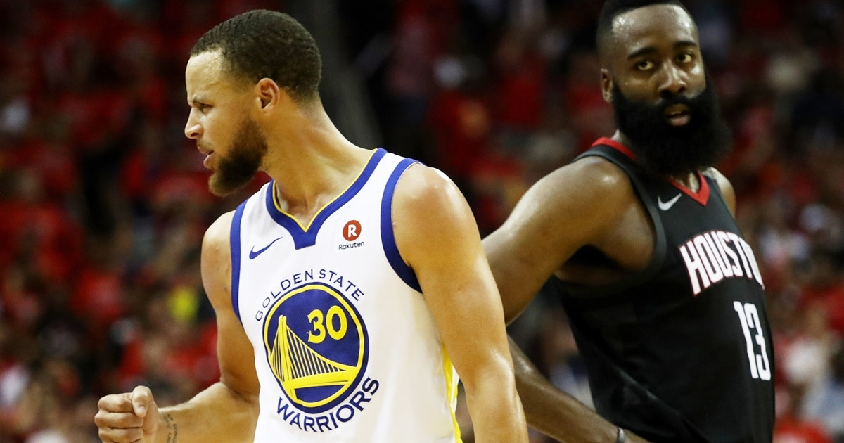 8381a428a614 Shannon Sharpe reveals what James Harden did wrong in Rockets  Game 7 loss  to the Warriors