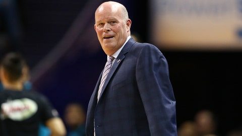 Steve Clifford agrees to 4-year deal to become next coach