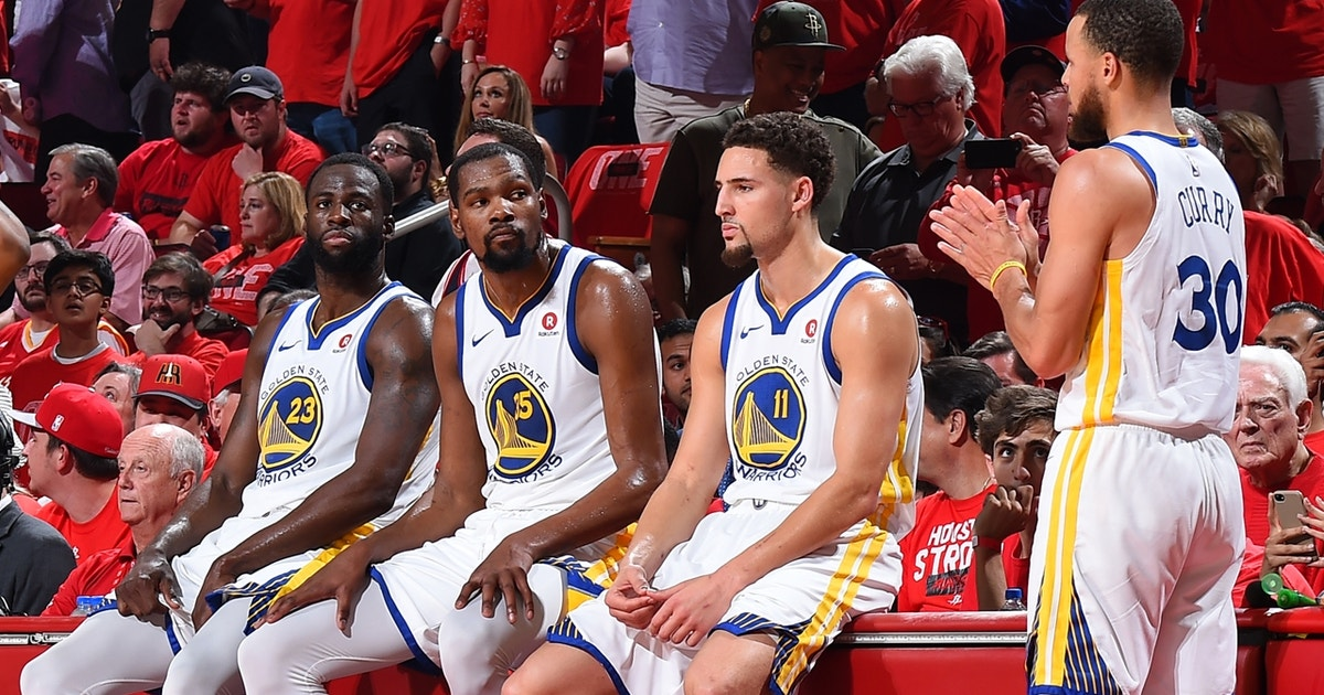 f5234277d Skip Bayless reveals how Kevin Durant and the Warriors are vulnerable to  the Cavaliers