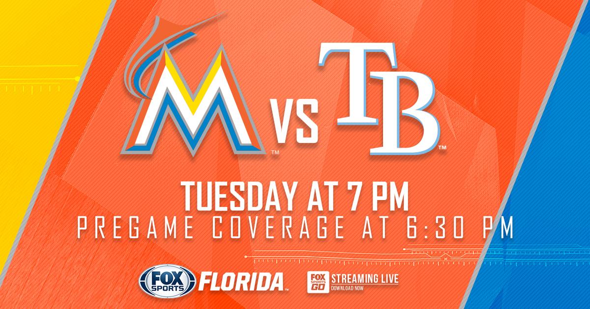 Tampa Bay Bay Tampa Rays at Miami Marlins game preview fee32f