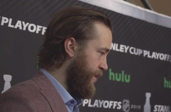 Victor Hedman on Lightning's confidence playing on the road