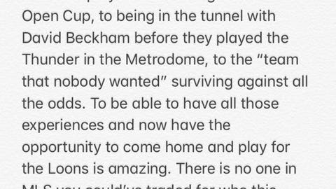 Eric Miller, Minnesota United