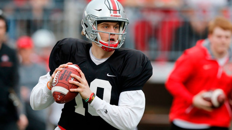 LSU lands former Ohio State QB Burrow as grad transfer