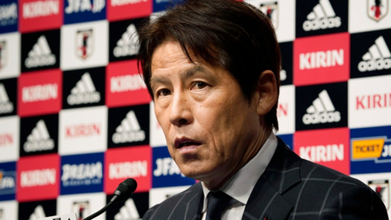 WORLD CUP: Sudden coaching change shakes Japan preparations