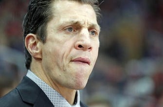 AP source: Canes expected to hire Brind'Amour as next coach